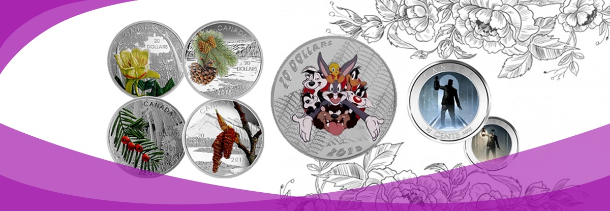royal Canadian mint coins 2015