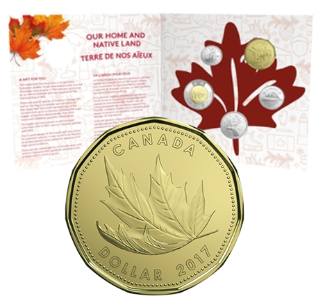 2017 Canada Gift Set