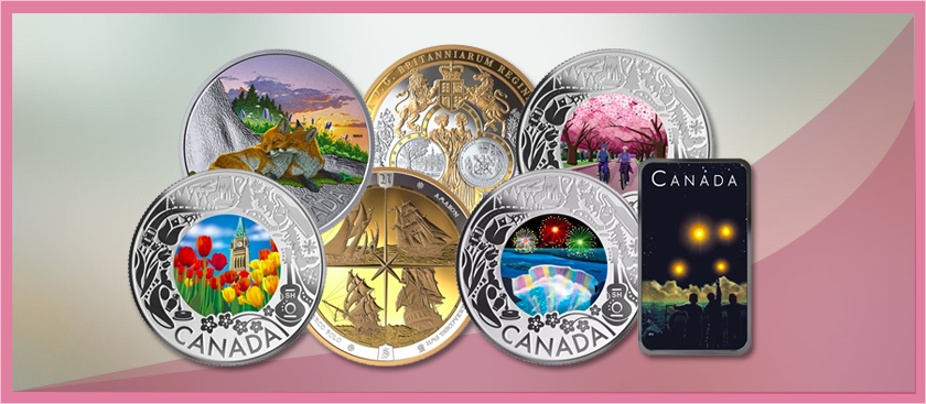 Silver Commemorative Coin Products of 2019