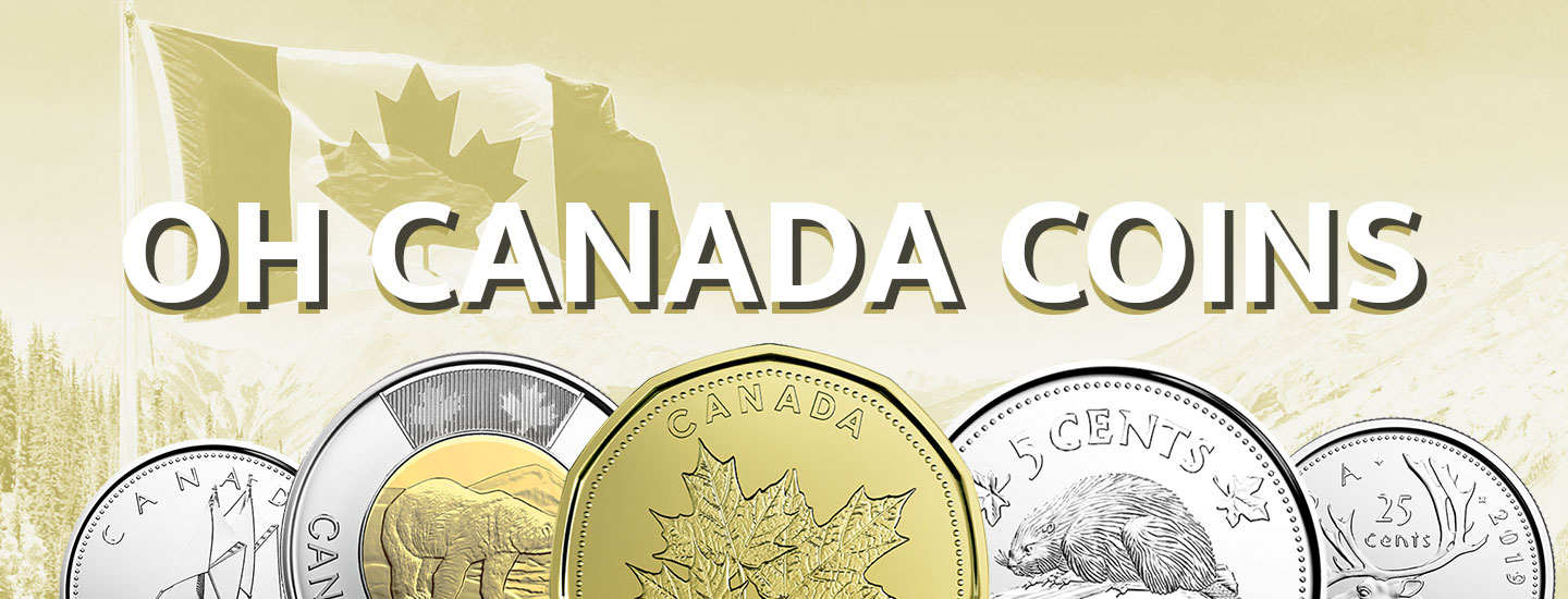 Oh Canada Coin Sets