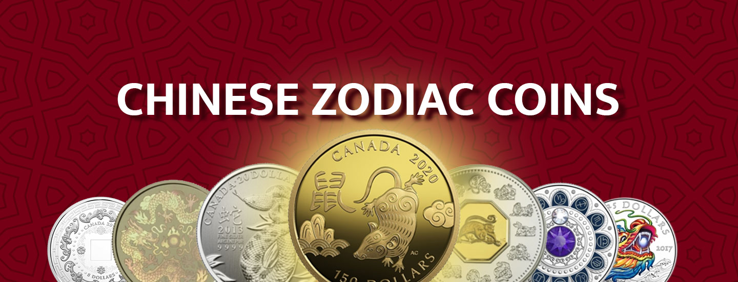 Chinese Zodiac Coins