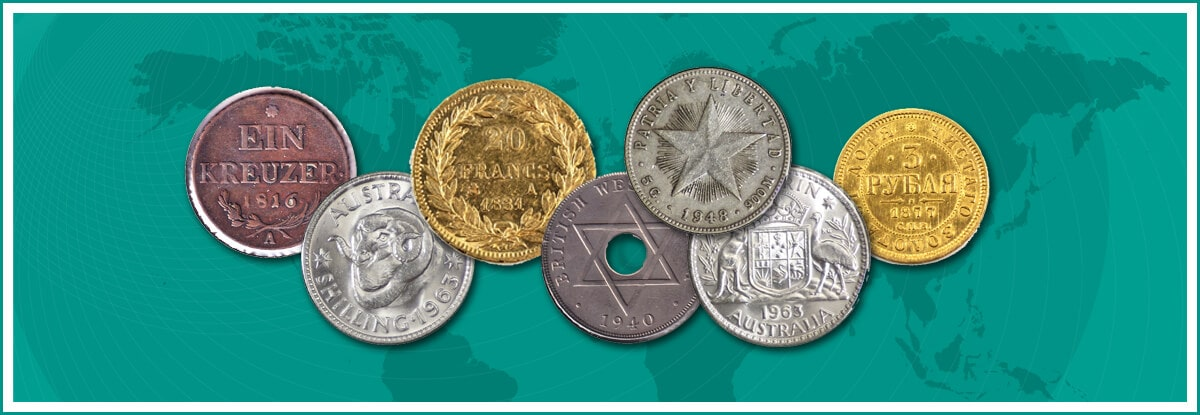 An Introduction to World Coins