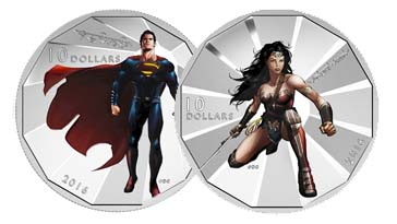Batman vs. Superman Commemorative Collection