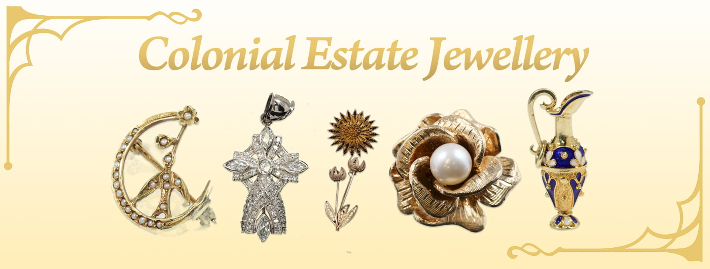 Colonial Estate Jewellery