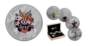 Looney Tunes Coins
