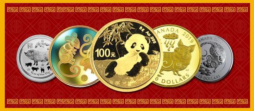The 3 Most Collectible Chinese Lunar Coins