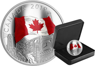 2019 Canada $30 The Fabric of Canada