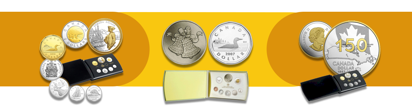 Double Dollar Proof Sets 1971-Date